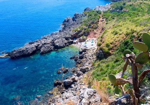 Lo Zingaro, la prima riserva istituita in Sicilia
