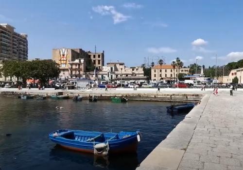 Porticciolo di Sant'Erasmo a Palermo, distrutto e rinato