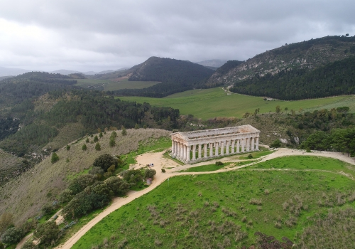Segesta, la più importante tra le città elime